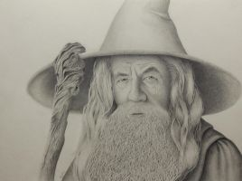 Gandalf Finished by KCator
