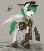 MLP pony traveler auction 49 CLOSED by ElkaArt