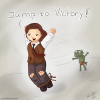 Jump to Victory! by xKalisto