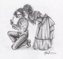 Sweeney Todd by Phantom-Chick