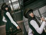 Work is done - Military Lolita by MaySakaali