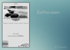 Softscreen by sirtagada