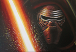The Force Awakens: Kylo Ren by Darxen