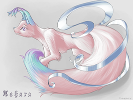 Zahara the Creature Form by Legacy350
