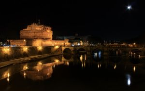 Castel Sant'Angelo by awlodi