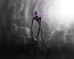 Enderman by Reinder88