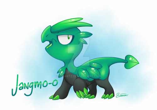 [Vinesauce] Jangmo-o by BITARTZ
