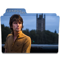 London Spy Folder Icon by poxabia