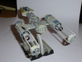 Y-Wing 4 by MOAB23