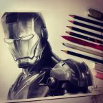 Iron Man by DFrohlic