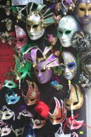 masks of my life 2 by ingeline-art
