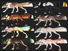 Adoptable Batch by nil