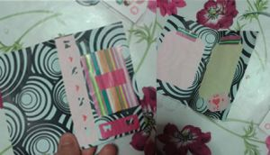 scrapbooking: note card by ItalianDream