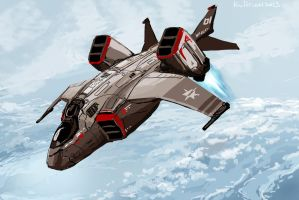 VTOL 2013 by TheDrowningEarth