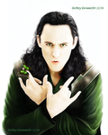 Loki - There Are No Men Like Me XVIII Version II by AdmiralDeMoy