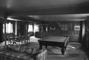 Snooker room by Loves2dive