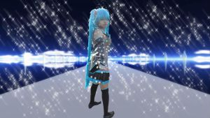Miku Hatsune Cosplay - Come With Me by Star1147