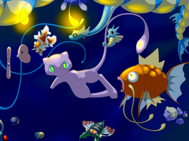 Ocean Pokemon