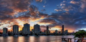 Brisbane by A11ex