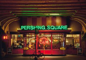 Pershing Square 1 by Ensoled