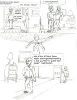 TBOS Audition Rough Sketch 1 by BagnaTheSupervillain
