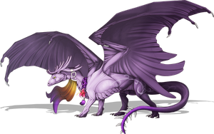 Arilaae_Commission by ulven-f