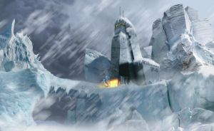 Ice Station by Chris-Law