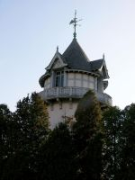 Rapunzel  Tower 4 by FairieGoodMother