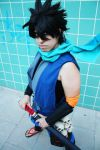 A young ninja without memory.. by TornadoSugus