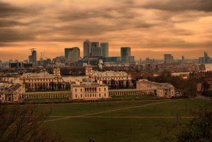 Greenwich + Docklands by p0isson