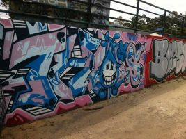 HQ wall 63 by PerthGraffScene