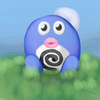 Poliwag 2 by PsychoticFlare