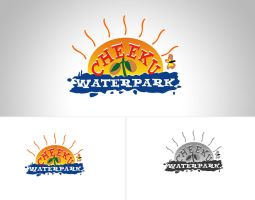 Water Park logo by 11thagency