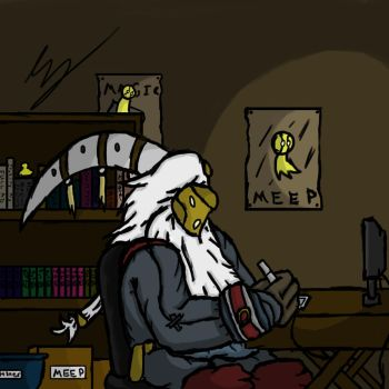 Bard''s Workspace by EpicEliteGuy