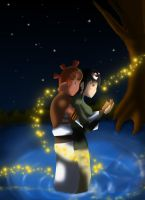 Mokka Week: Fireflies by Yentl-Star