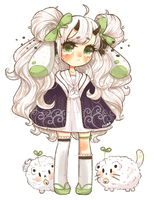 GaiaOnline Commission: egguo by floradore