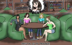 The Crystal Conspiracy-1 by Hisano-x