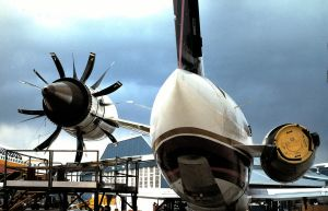 GE Un-Ducted Fan Engine Detail by F16CrewChief