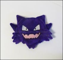 Zipper Pouch: Haunter by Serenity-Sama