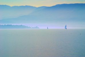 Geneva Lake by LiveInPix