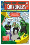 The Chivengers by drawerofdrawings