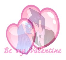 Be My Valentine by Helgadream