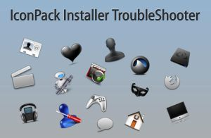 IconPack Inst. TroubleShooter by Mr-Ragnarok