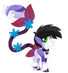 Plant pony adopt 7 (CLOSED) by mlpdarksparx