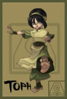 Toph collab by Dark-Razvan