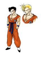 NS Yamcha's Design by GT18