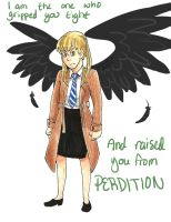 I am Castiel by guardian-angel15