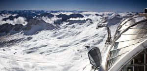 Zugspitze - 12 - Panorama by mystic-darkness
