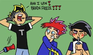 Brain Freeze Contest by Brit-Brit