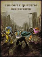 Fallout Equestria: Magic progress by SmilePS